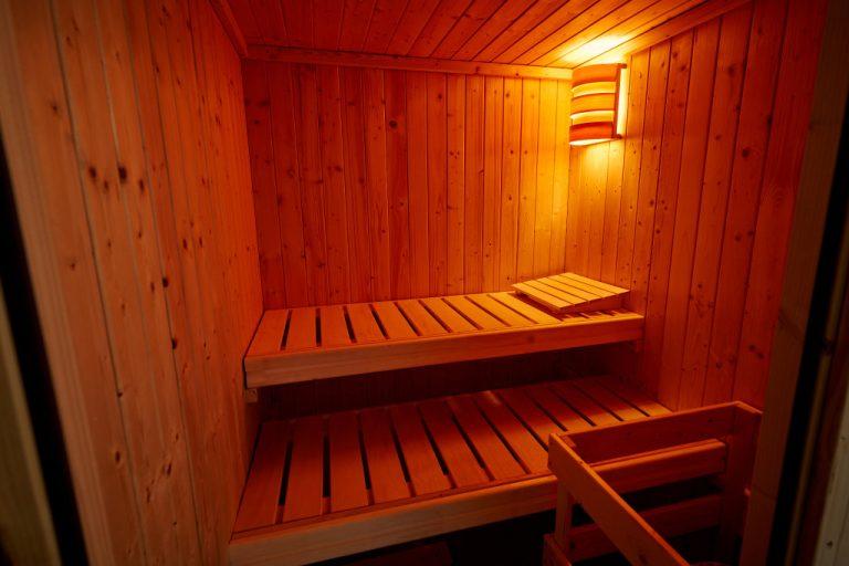 Rezidence Sunny Hill Frymburk | Finská sauna
